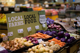 Top Ten Ways to Take Action on Issues that Matter to You - Buy Local